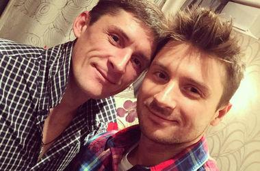 Сергій Лазарєв не може оговтатися після втрати брата