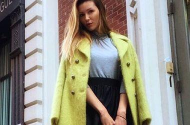 Донька Анастасії Заворотнюк вразила худорлявими ногами