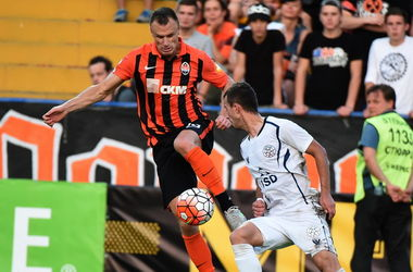 "<p style=""text-align: justify;"">""Шахтар"" - ""Сталь"" (2:0). Фото shakhtar.com</p>"