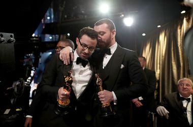 Сем Сміт розплакався, отримавши Оскар