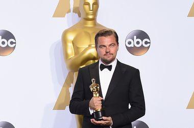 """Перемога Ді Капріо на """"Оскарі"""" встановила новий рекорд в Twitter"""