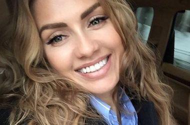 Телеведущая Виктория Боня раскрыла тайну своих длинных ресниц <span id=