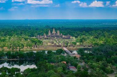 Ученые обнаружили в джунглях Камбоджи древний мегаполис