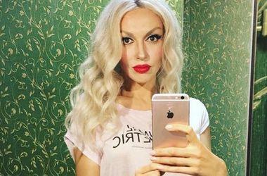 """Оля Полякова показала фото без макіяжу: """"Не треба мені писати, що я страшна"""""""