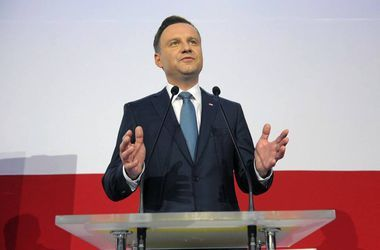 "<p style=""text-align: justify;"">Анджей Дуда. Фото: facebook.com/andrzejduda</p>"