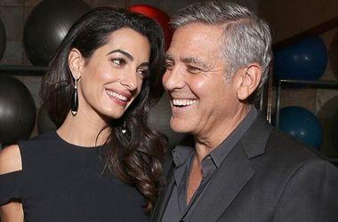Джордж Клуні подумує про розлучення з дружиною-красунею
