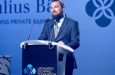 "<p style=""text-align: justify;"">Leonardo DiCaprio Foundation</p>"