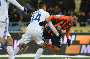 "<p style=""text-align: justify;"">""Динамо"" - ""Шахтар"" - 3:4. Фото shakhtar.com</p>"
