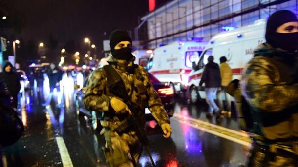 Жахливий новорічний теракт у Стамбулі: загинули 39 людей
