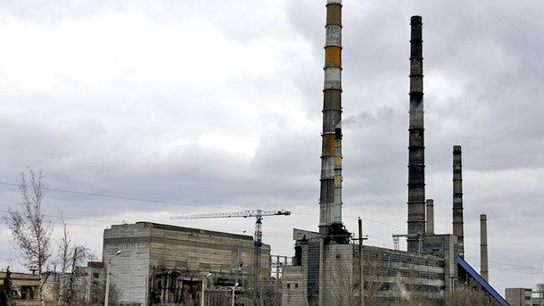 Блокада Донбасу: Слов'янська ТЕС перейшла на аварійний режим роботи