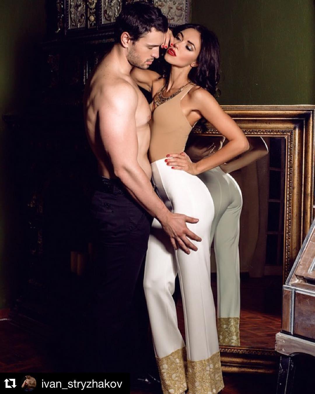 """Віка з """"НеАнгелів"""" знялася в страсний фотосесії з оголеним коханим (фото)"""