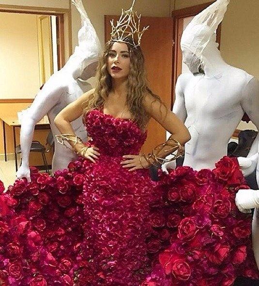 Марія Яремчук не вважає, що Ані Лорак скопіювала її вбрання з кліпу (фото)