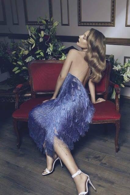 Тіна Кароль і Світлана Ходченкова вибрали однакові сукні з відкритою спиною (фото)