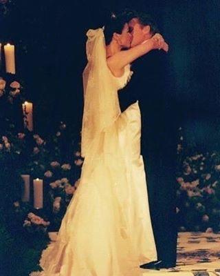 Кетрін Зета-Джонс привітала Майкла Дугласа з 16-ми роковинами весілля (фото)