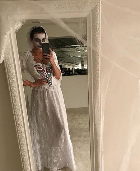 "Анна Седокова блиснула пишним бюстом в ""страшному"" платті (фото)"