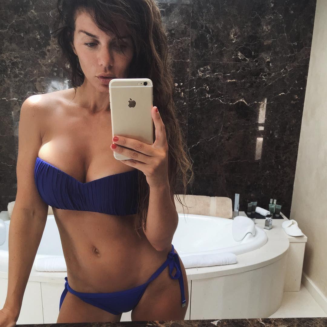 """Анна Седокова в бікіні заявила, що з часом стає """"пухкішою"""" (фото)"""