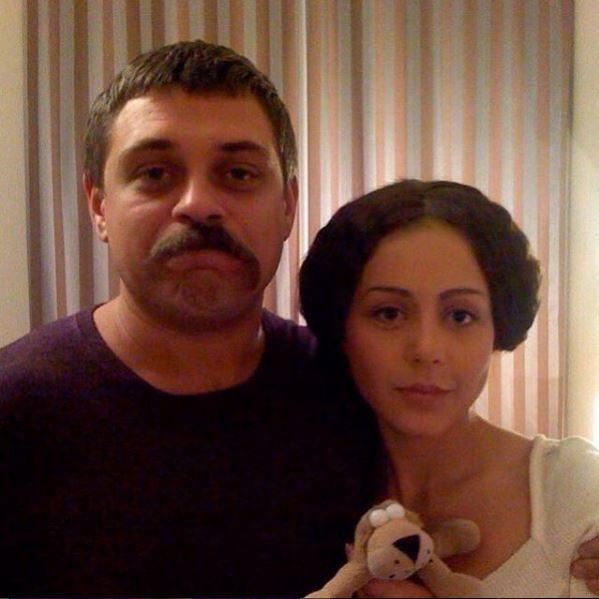 Тіна Кароль показала зворушливі раритетні знімки з чоловіком (фото)