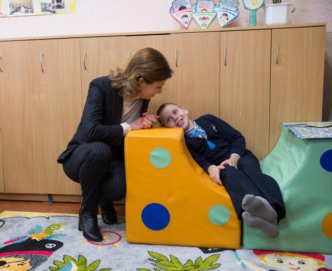 Інтерв'ю з Мариною Порошенко: результати реформи інклюзивної освіти за два роки