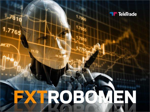 ФХТРобомен – Центр Біржових Технологій представляє унікальний робот