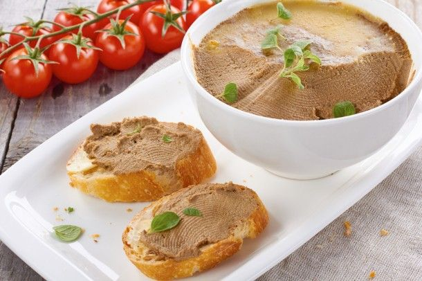 how-to-make-smooth-chicken-liver-pate-in-one-pan