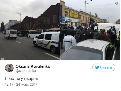 Суд наекс-комбатом «ОУН»: Коханівського випустили із скляного бокса