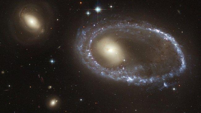 Астрофізики виявили в космосі незвичайне кільце гігантського розміру