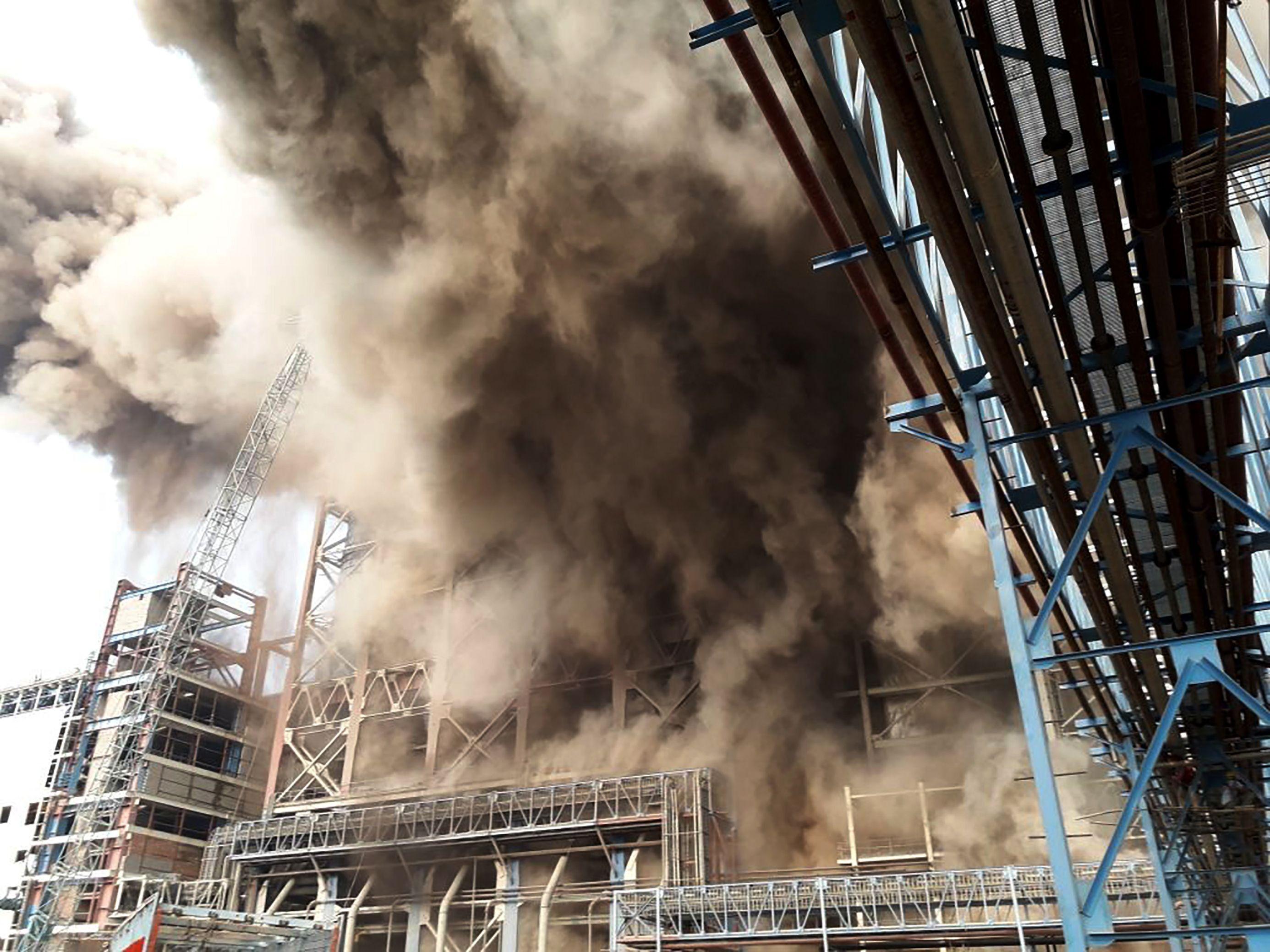 В Індії стався вибух наелектростанції: 22 людини загинули