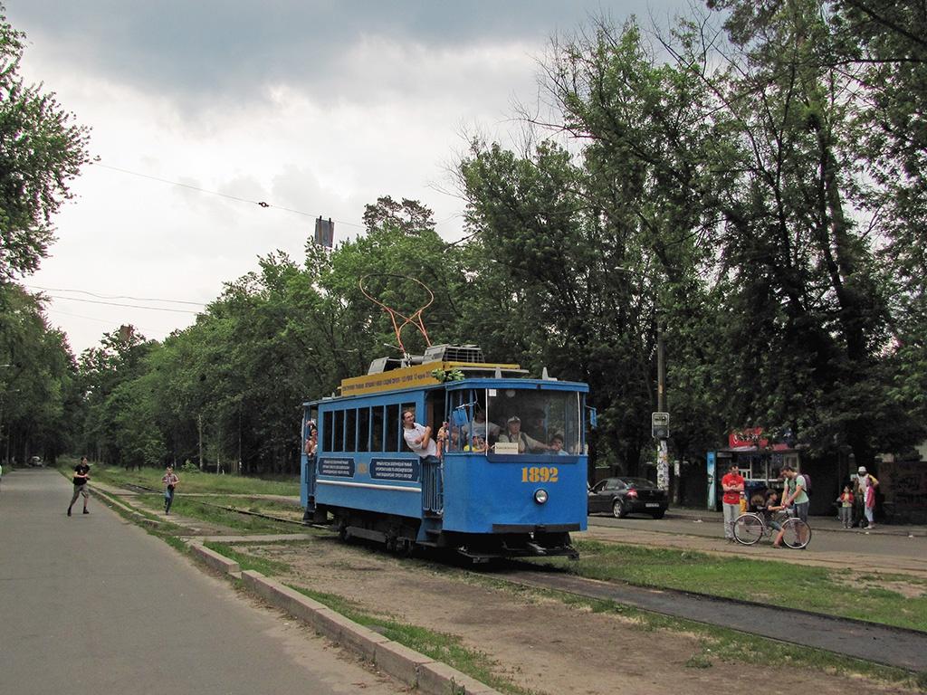 В Києві пройде парад трамваїв