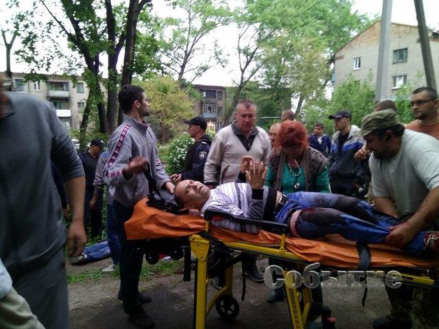 Гучна стрілянина охоронця Яроша під Дніпром: з'явилися відео з фігурантами