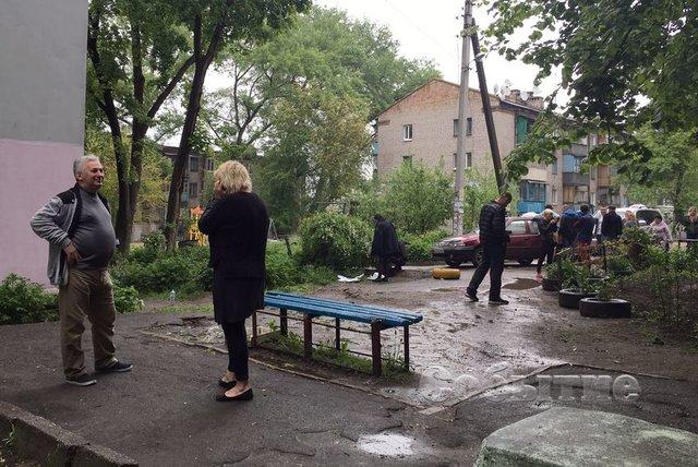 НаДніпропетровщині сталася стрілянина через привітання «Слава Україні!»