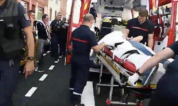 УТулузі чоловік напав наперехожих і поліцейських
