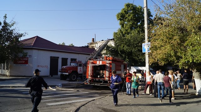 Упожежі вХерсонській області згоріли мати і троє дітей