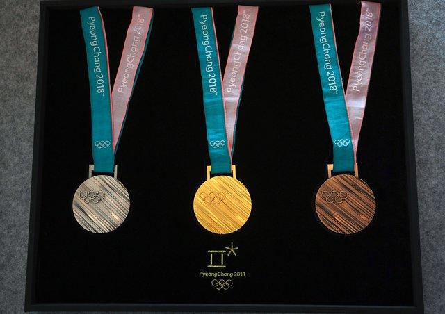"""Результат пошуку зображень за запитом """"картинки Медалі Олімпіада-2018"""""""