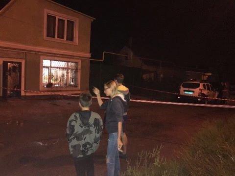 Вибух вОдесі: у вікно будинку кинули гранату