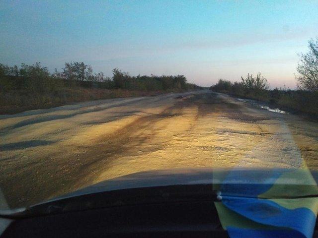 Надія Савченко потрапила вДТП: опубліковані фото