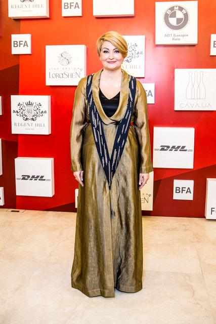 Засновник і голова оргкомітету Ukrainian Fashion Week Ірина Данилевська