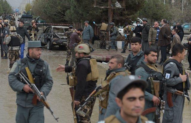 Вибух вКабулі: загинуло щонайменше сім осіб