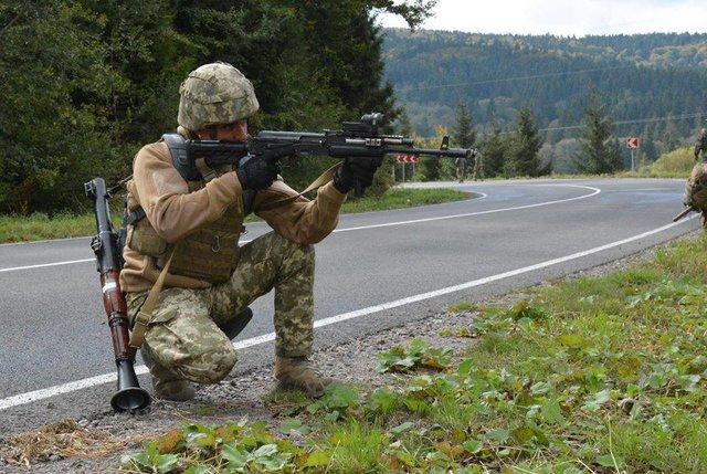 """Результат пошуку зображень за запитом """"ЗСУ проводить масштабні військові навчання в Карпатах"""""""
