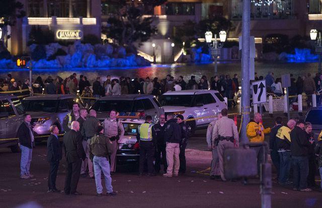 УЛас-Вегасі жінка в«Олдсмобілі» збила 38 осіб