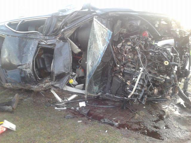 УДТП наЛьвівщині водій автомобіля загинув, двоє дітей травмувалися