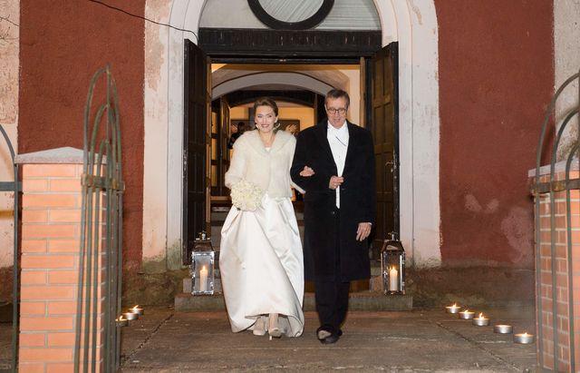 УМережі активно обговорюють весілля президента Естонії