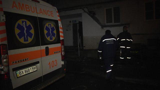 УХмельницькому пожежа забрала життя 8-річної дівчинки