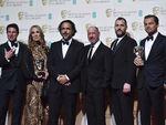 """BAFTA-2016: розкішні вбрання зірок і """"Британський Оскар"""" для Ді Капріо (фото)"""