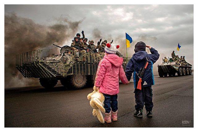 Сьогодні українці відзначають День захисника України і свято Покрови Пресвятої Богородиці - Цензор.НЕТ 5694