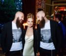 Глюкоза в елегантній сукні від українського дизайнера відзначила відразу два ювілеї (фото)