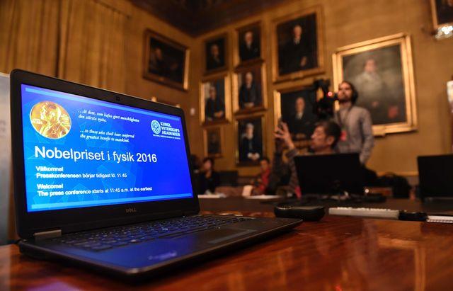 Нобелівську премію з фізики отримали вчені зСША