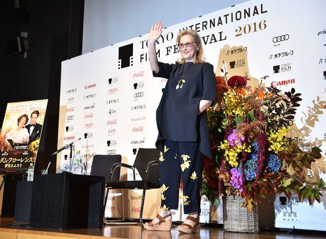 """67-річна Меріл Стріп отримає спеціальну премію """"Золотого глобуса"""" (фото)"""