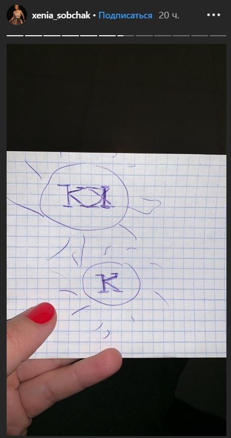 Креативно! У мережі показали, як виглядає запрошення на весілля Ксенії Собчак